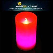 Waterproof Wholesale Fashion Designer Rechargable Tea Light Candle