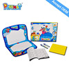 Educational Doodle Drawing Mat for Kids with a doodle pen AZO EN71 6P ROHS HX5401