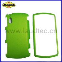 Rubberized Hybrid Hard Case Back Cover for Sony Ericsson Xperia Play