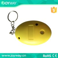Excellent quality hot sale personal alarm with key ring