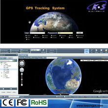Multi-language car GPS Tracking system supports google maps gps car tracking system