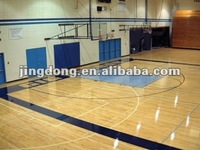 PVC sports flooring for basketball/width of single roll: 1.5m