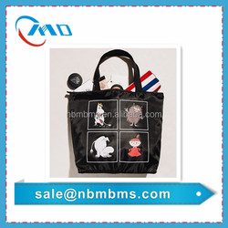 Eco Friendly Reusable Polyester Foldable Tote Bag