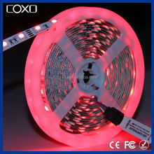 5050/3528 flexible LED Strip n single color and RGB