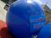 best sale high quality promotional advertising inflatable tire balloon