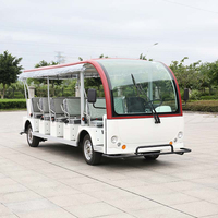 23 Seats electric passenger trailer CE Approved DN-23 (China)