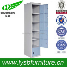 wardrobe cabinet used in bedroom/ 6doors storage locker/Top one welcomed fine products for hanging clothes