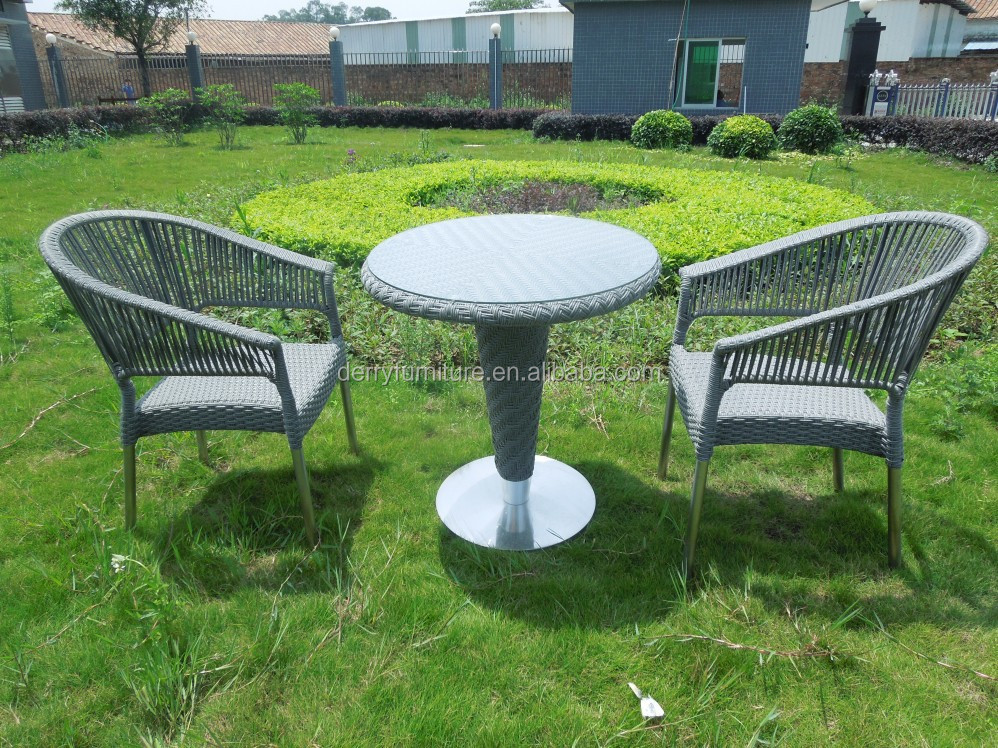 Guangdong Manufacturing Classical Rattan Stainless Steel Garden Ridge Outdoor Furniture Buy