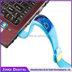 Fashion led USB digital watch U watch USB flash drive 16 gb