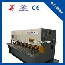 QC12K/Y Series Hydraulic swing guillotine shearing machine/Hydraulic cutting machine 6*3200