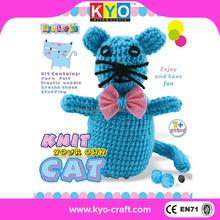 2015 new product popular art animal stuffed toys