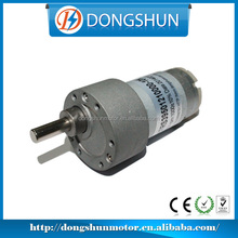 DS-37RS395 37mm 6 rpm gearhead motor 12v dc high torque brand new