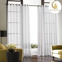 curtain design for salon fashion voile curtains/ arabic curtains for home
