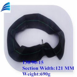size 130/90-15 top sell asian chinese motorcycle inner tube with competitive Prices from tire manufacturer in China