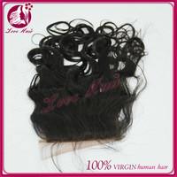 Natural color 100% stylish brazilian silk top closure ease of natural wave silk base great appraise lace closure china qingdao