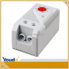 Top vente meilleure qualité numérique Programmable Thermostat avec contrôleur de ventilateur
