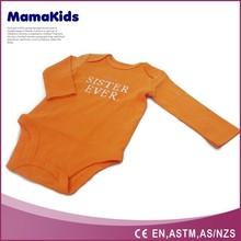 2015 Newborn baby pajamas smooth material