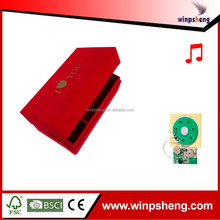 Wholesale Europe Style Music Jewellery Gift Box Design