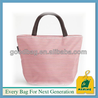 Pink cotton drawstring bag plastic stick bag ELE-CN0151 christmas ornament
