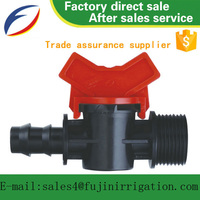 Africa drip irrigation pipe hose gated irrigation pipe with high quality