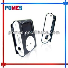 16GB Slim Mp3 Mp4 Player 1.5 LCD Screen FM Radio Video Games Movie 9 Colors