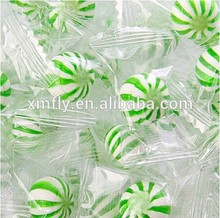 watermelon ball halal chewing gum candy with fruity flavour