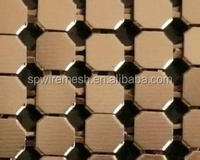 flexable and durable metal mesh drapery in 2015