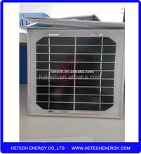 Good quality 3W 9V Mini mono pv solar panel price