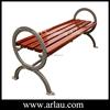 Arlau FW22 outdoor garden seat wooden backless benches