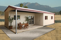 shipping container home with CE, Australia, Canada standard