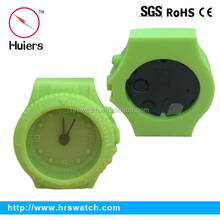 alibaba website fashion scilicone antique clock dials gift six color is available