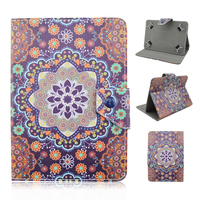 Tribal Tattoos Flowers PU Leather Case Smart Cover For Apple iPad Air