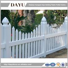 Easy Install Decorative Garden Fence Panels
