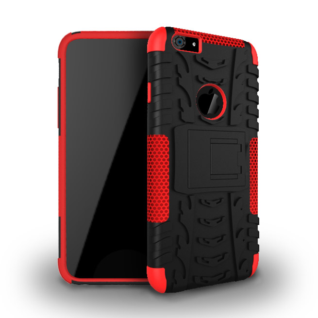 "5.5"" Rocket 2 in 1 Hybrid Case For iphone 6 plus cover cases"
