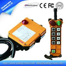 F24-8D mobile crane remote control telecrane remote control