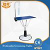 MY90V Hydraulic Grooming Table 14CM LIFTING RANGE pet grooming table dog grooming lifting table