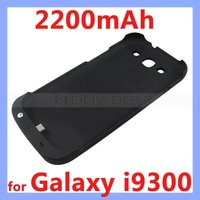 For Galaxy S3 Battery Case Extender for Samsung i9300