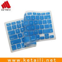 Ultrathin Waterproof Soft Silicone Protective Keyboard Cover Skin for tablet PC