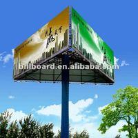 Commercial Street Furniture Custom Anti-corrosive backlit sign board