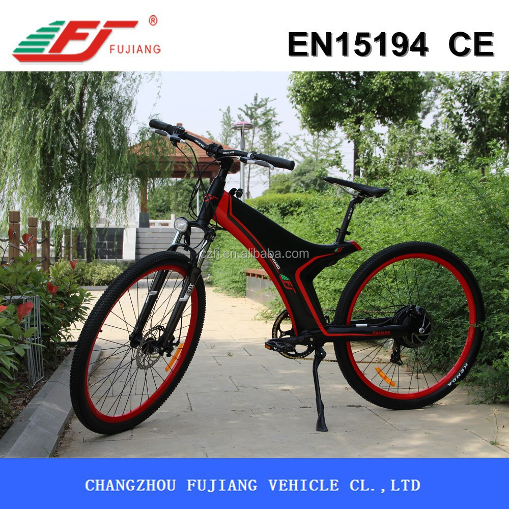 Fujiang Electric Bicycle Rear Wheel Brushless Electric
