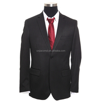 Men black formal dress/slim fit wedding dress