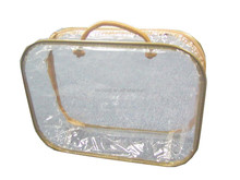 Various wire rim frame PVC quilt bag plastic product manufacturing from China
