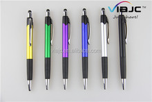 Classic Professional manufacture 2 in 1 stylus touch screen promotional 505 ball pen with high quaity