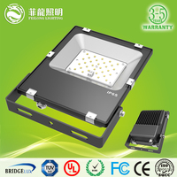 Osram SMD 3030 meanwell driver 5 years warranty 110lumen per watt 30 watt led flood light;30w led flood light;flood light led