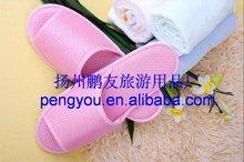 2012 ladies 5-star hotel slippers