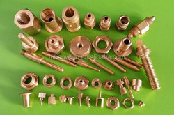 Lathe Part (High Precise Brass, Aluminium, Stainless Steel & others) - could be CUSTOMIZED, Factory Direct Sale