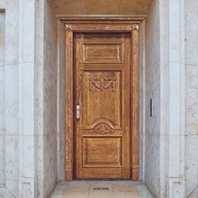 main wooden door models with single door design