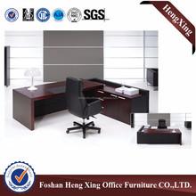 Melamine Design Modern Office Desk Office Furniture HX-ET14039