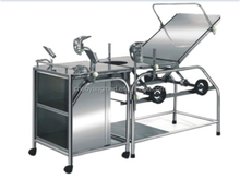Competitive price hospital used gynecology delivery bed/gynecology examination bed CY-C300A