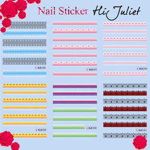 2015 Hot Printing Nail Polish Sticker for Personal DIY and Professioan Nail Art Use